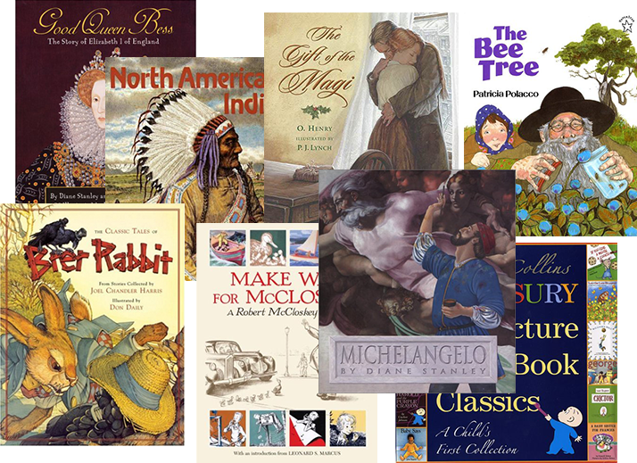 Picture Books Bundle