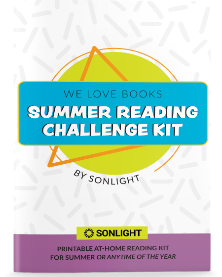 Download Sonlight's Free Summer Reading Challenge Kit