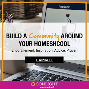 Build a community around your homeschool