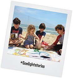 Share your #SonlightStories