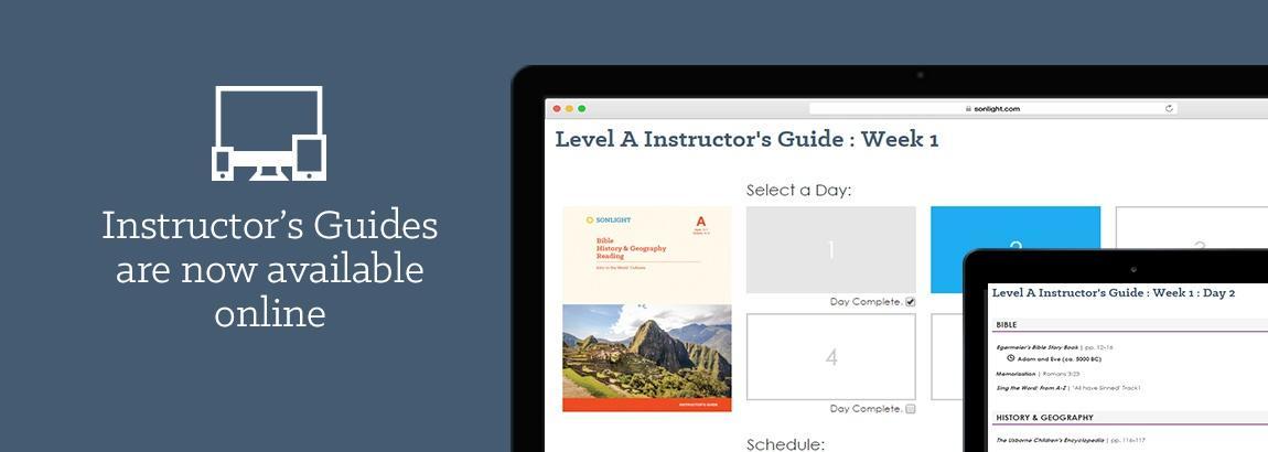 Online Instructor's Guide
