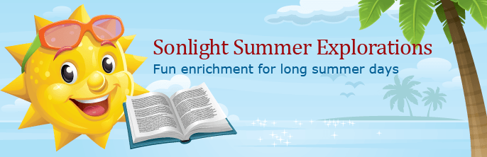 Sonlight Summer Explorations: Fun enrichment for long summer days