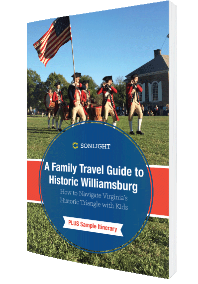 Download Sonlight's Free Family Travel Guide to Historic Williamsburg